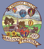 2003 Balloon logo